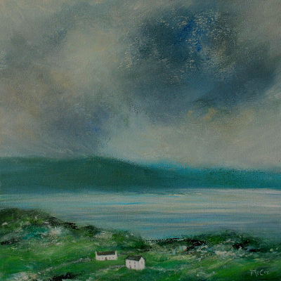 Clouds over Malin Head, Donegal - SOLD
