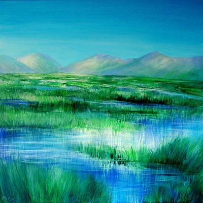 Connemara Reflections - SOLD