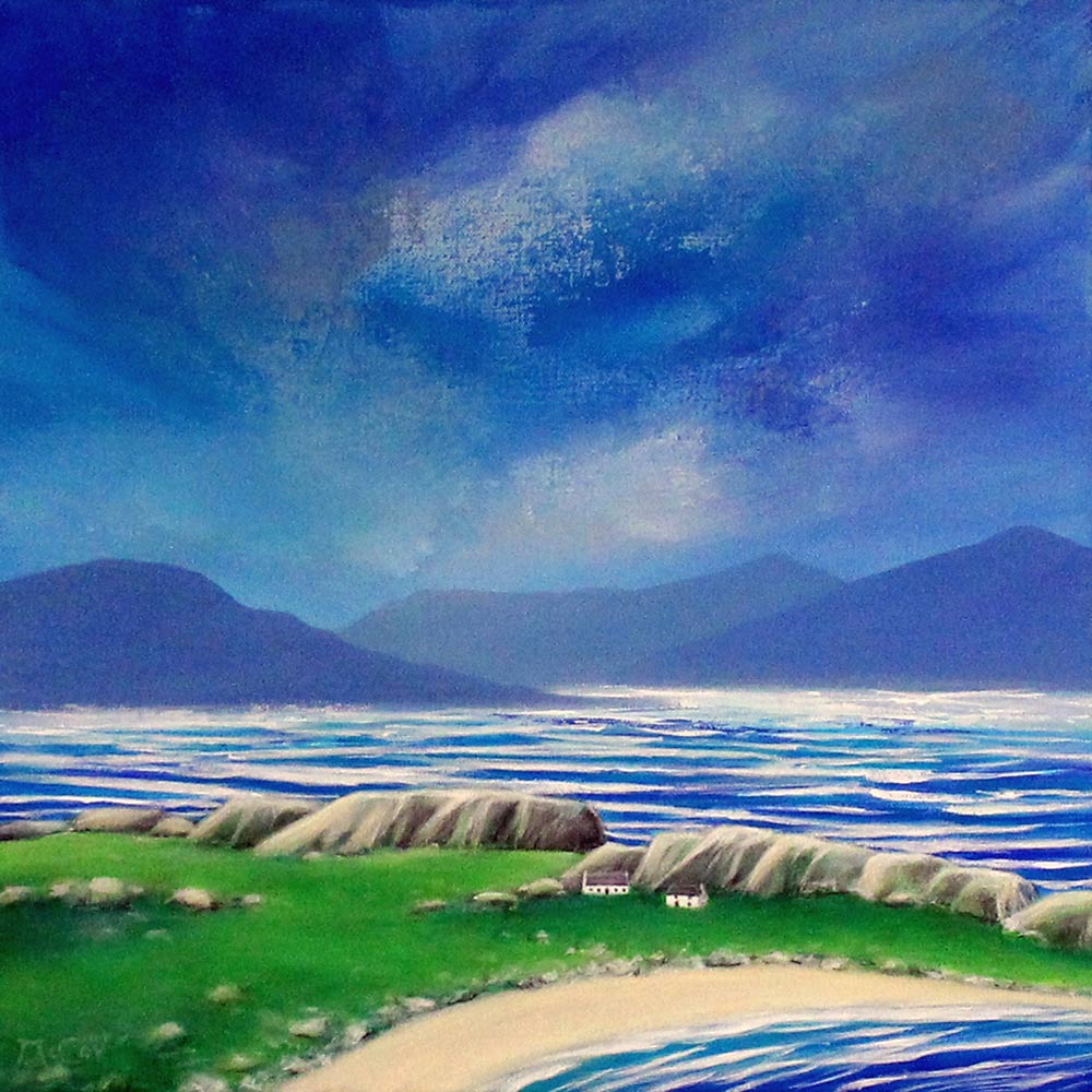 Malin Head Donegal - Paintings of Ireland