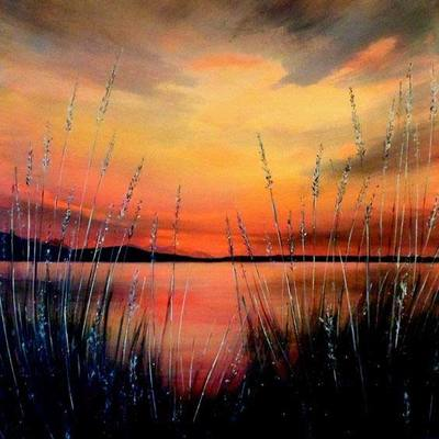 Tranquil Reflections - SOLD