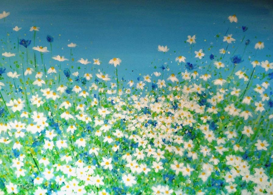 Wild Meadow - SOLD
